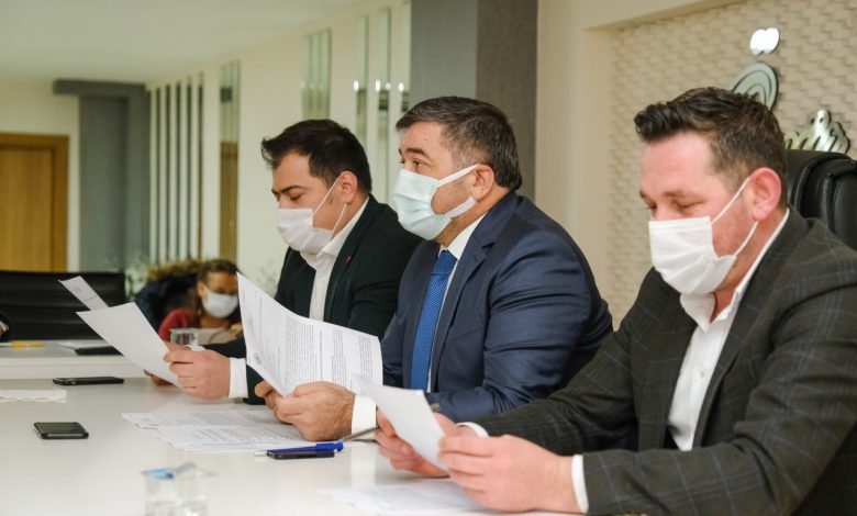 GİRESUN BELEDİYESİ'NDEN ESNAFA 'KISMİ' DESTEK