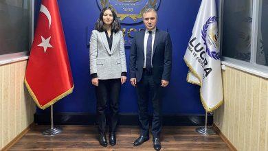 Photo of ALUCRA VAKFI KADIN KOLLARI BAŞKANLIĞI'NA SEVDE CEREN GÜRAL ATANDI