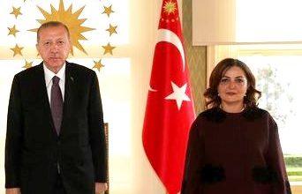 Photo of AYGÜN ATTAR'A SARAY'DA ÖNEMLİ GÖREV