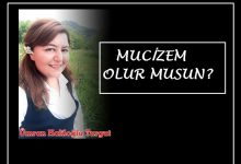 Photo of MUCİZEM OLUR MUSUN?