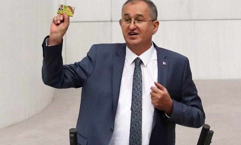 ATİLLA SERTEL'DEN BASIN KARTI TEPKİSİ
