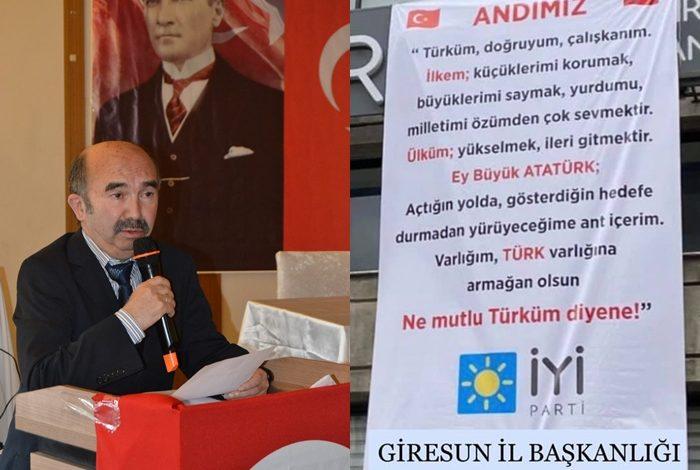 """ABDULKADİR EROĞLU: """"ANDIMIZI APO İSTEMEDİ, AKP KALDIRDI"""""""