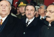 Photo of YILDIRIM AKBULUT'A VEDA