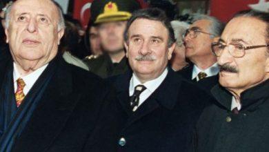 Photo of YILDIRIM AKBULUT'A VEDA