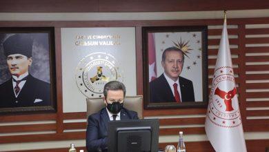 Photo of VALİ ENVER ÜNLÜ, GİRESUN'DAKİ DEVLET PROJELERİNİ ANLATTI