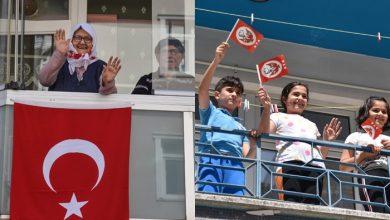 Photo of 23 NİSAN BALKONLARDAN KUTLANDI