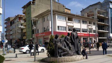 Photo of BULANCAK'TA ATATÜRK ANITI YERİNDEN KALDIRILDI