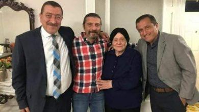 Photo of SİNAN KİTAPÇI'NIN ANNESİ VEFAT ETTİ