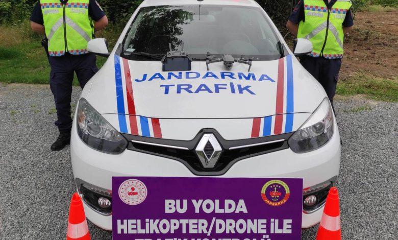 GİRESUN'DA DRONE DESTEKLİ DENETİM