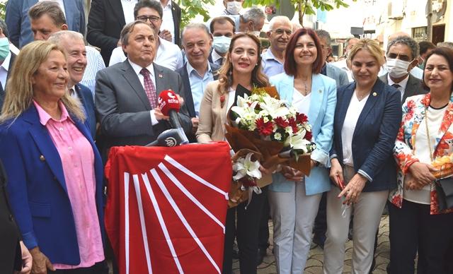 CHP'Lİ 40 MİLLETVEKİLİ GİRESUNLULARLA BULUŞTU/Görüntülü haber